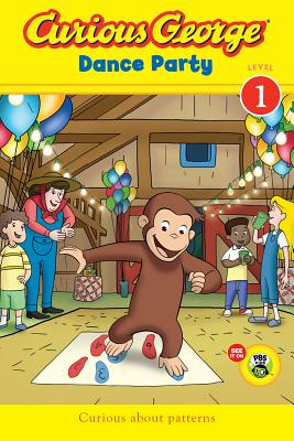 Curious George Dance Party By Rey, H. A.